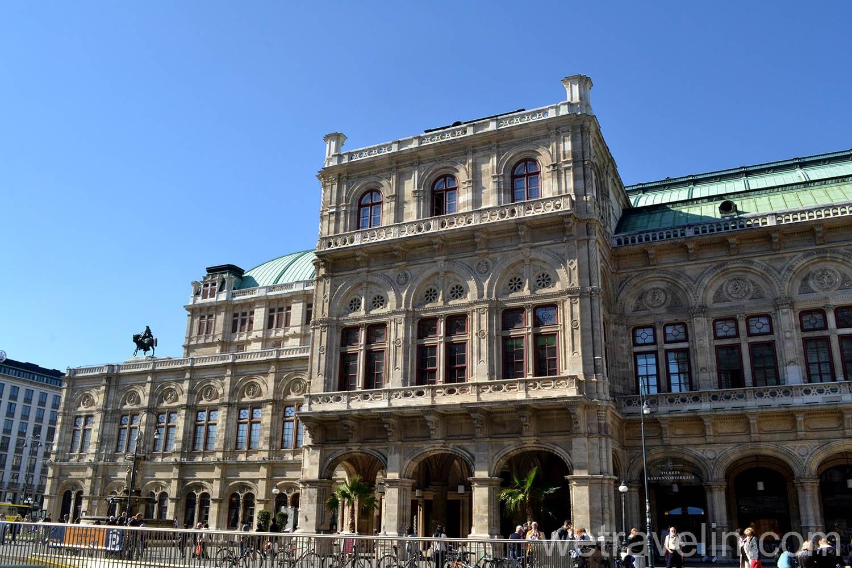 Оперный театр. Вена