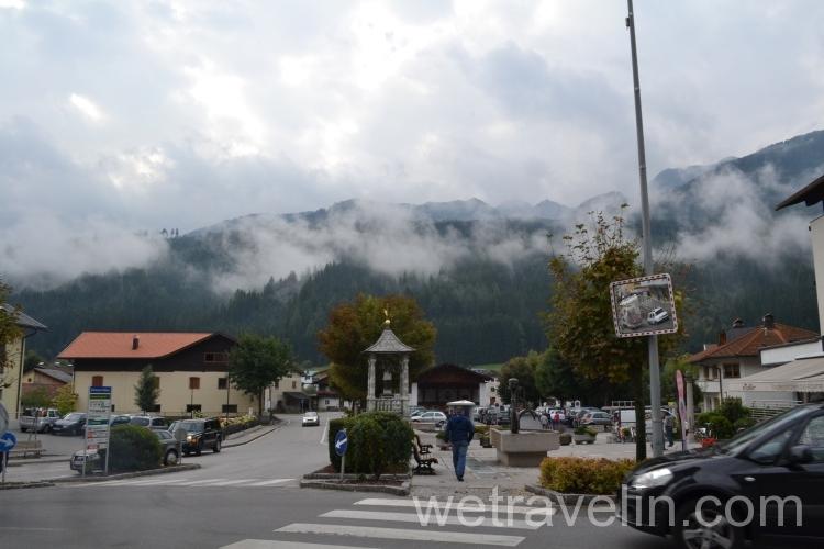 Австрия,городок Зиллиан
