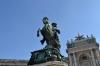 памятник Евгению Савойскому в Хельденплац