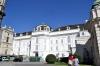 парк Burggarten. Вена