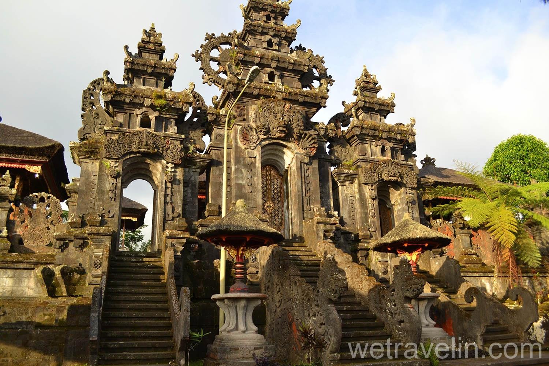 самый красивый храм на Бали