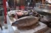 тунец на рыбном рынке Боракая