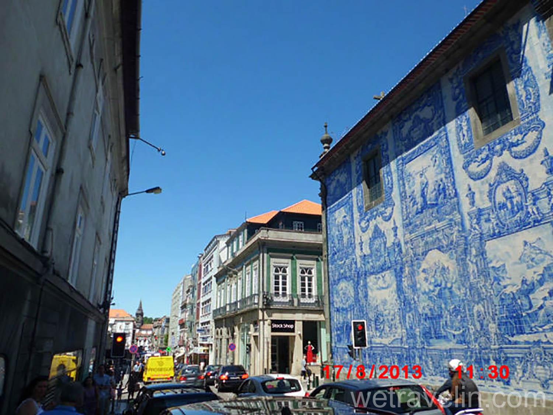 улочки Порту