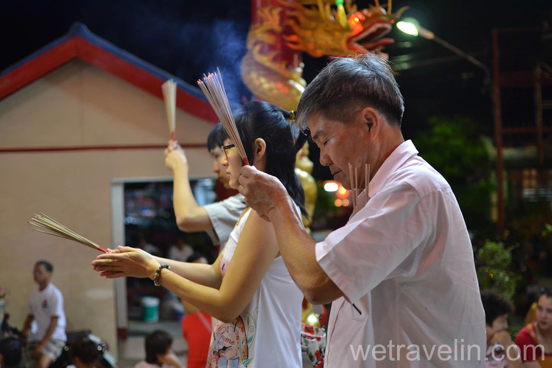 китайские молитвы в честь нового года