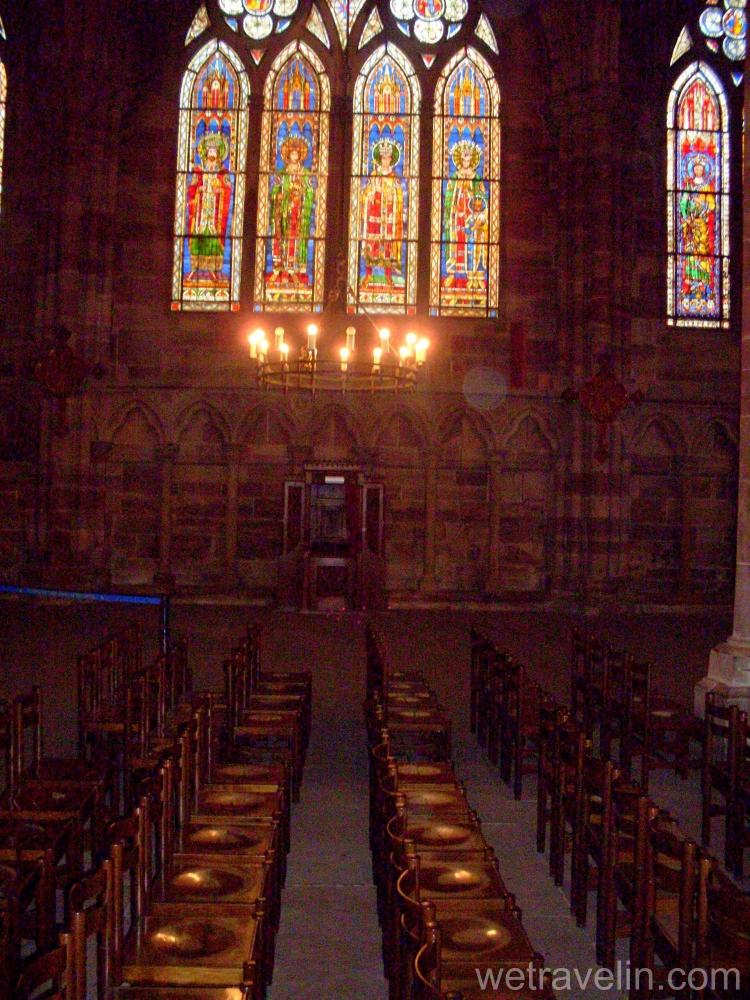 храм в Страсбурге