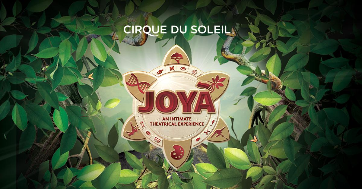 цирк дю солей Джоя