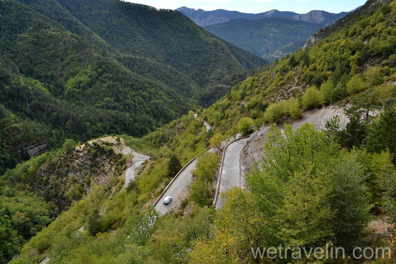перевал Коль Де Турини