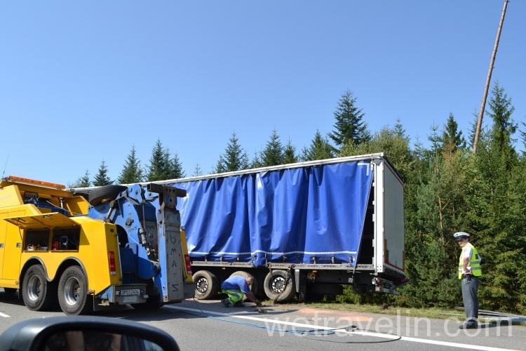 авария на трассе чехия-германия