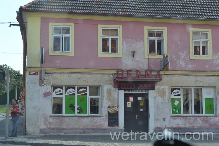 кафе в Чехии