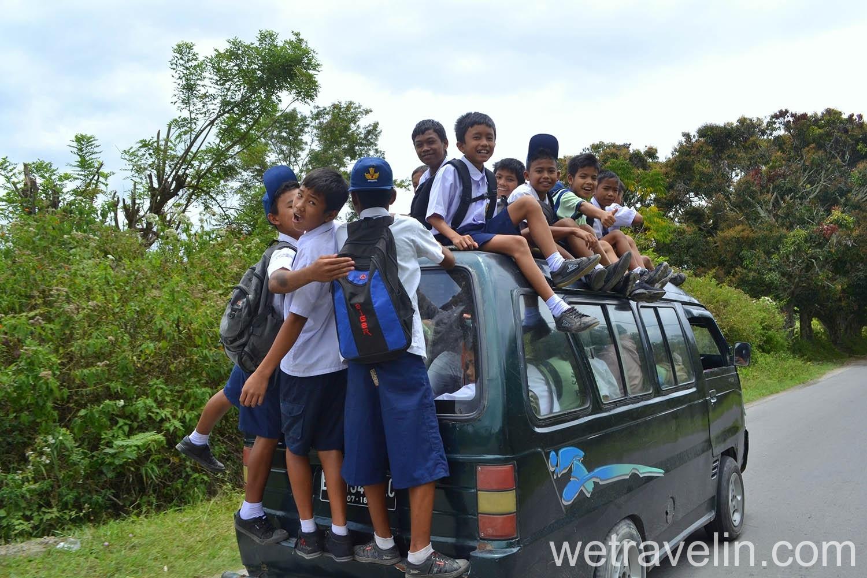 транспорт в Индонезии
