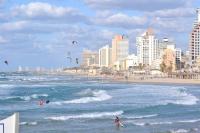кайтсерфинг в Израиле