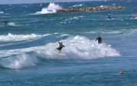 серфинг в Тель Авиве