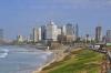 вид на набережную Тель-Авива