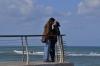 влюбленная парочка в Израиле