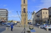 часовая площадь в древнем Яффо
