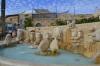 фонтан в древнем Яффо