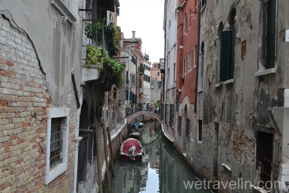мостики в венеции