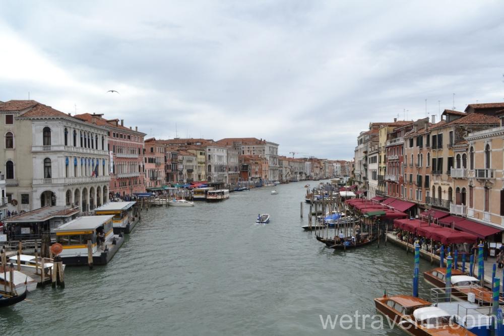 гранд канал Венеции