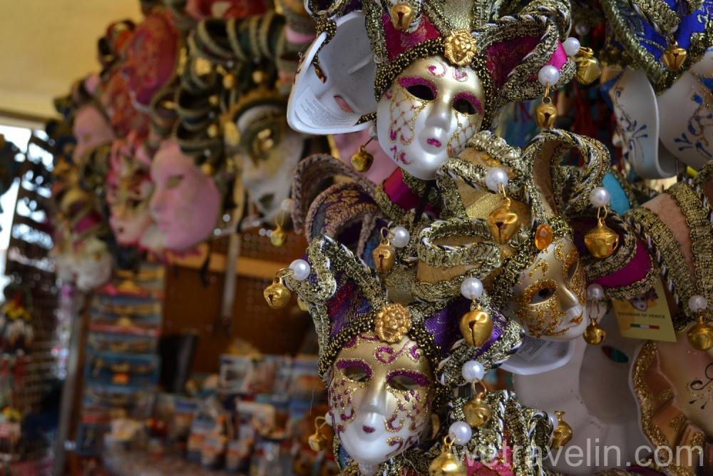 маски в венеции