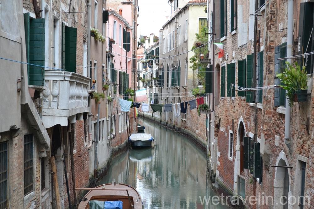 обыденная жизнь в венеции
