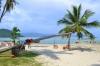 пляж отеля coral beach