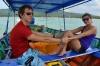 лодка на остров ко тан