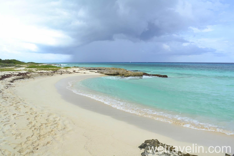 пляж в Playa Car