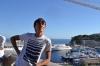 парковка яхт в Монако