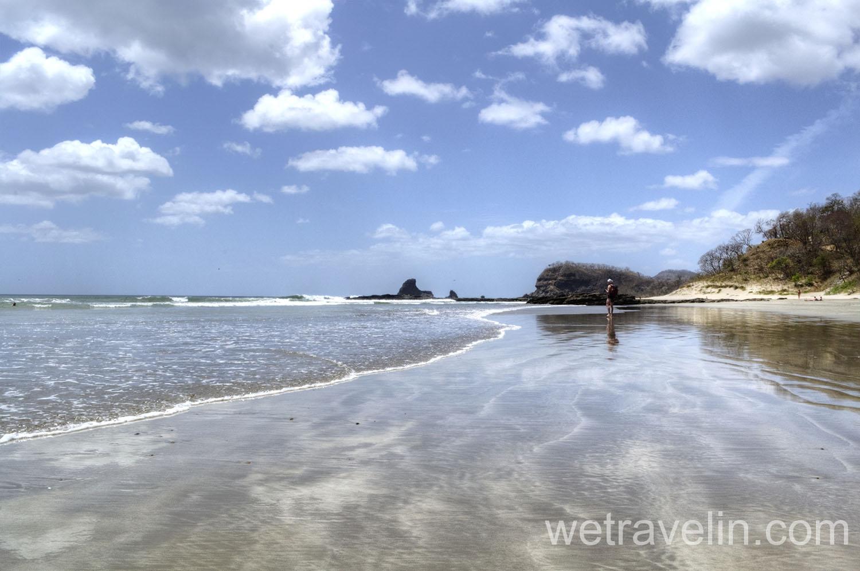 пляж Maderas