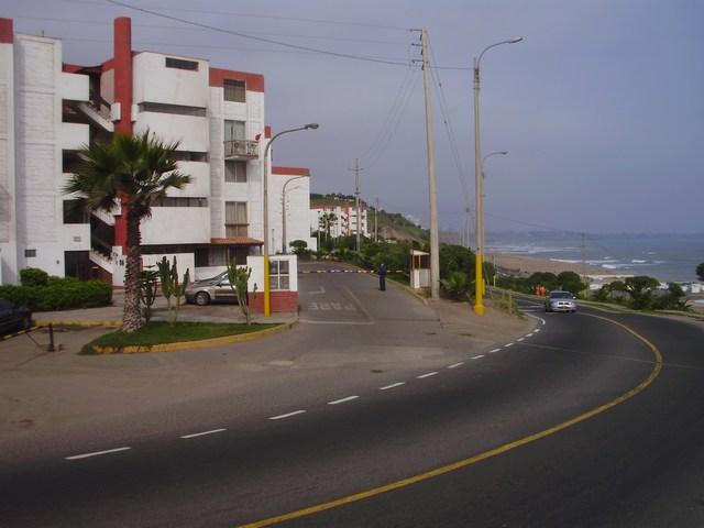 город Лима. Перу