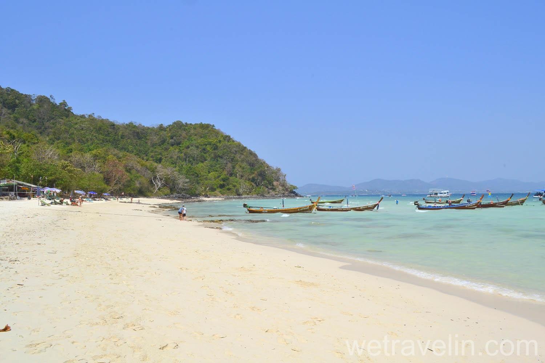остров Coral island