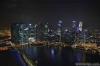 набережная Marina Bay в Сингапуре