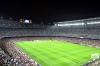 футбольное поле на стадионе в Барселоне