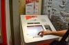 автомат для покупки билетов в Барселоне