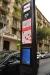 прокатная стойка для велосипедов в Барселоне