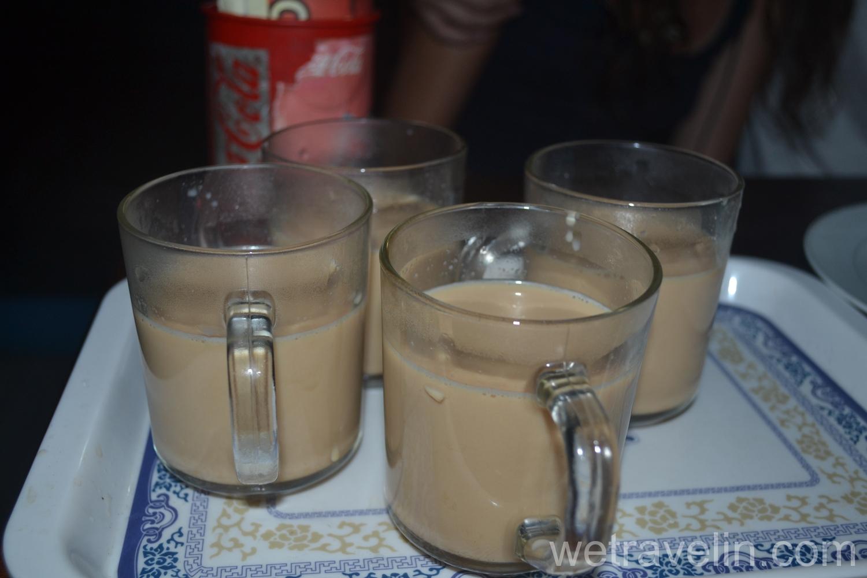 milk tee