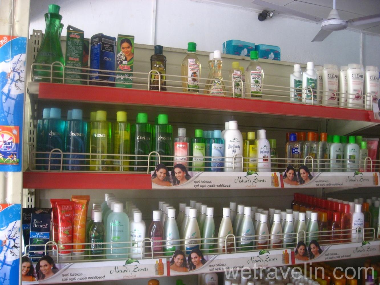 супермаркет в Хиккадуве