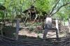 двор в заповеднике Гайчур