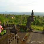 Самый красивый храм Бали — Храм Бесаких
