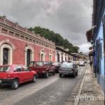 Дорога в Сан Кристобаль Де Лас Касас