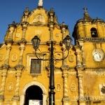 Леон — первая столица Никарагуа