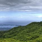 Вулкан Момбачо и облачный лес